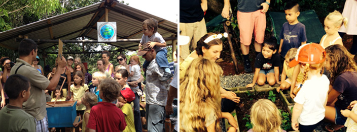 Kid's Nature Day Contributors